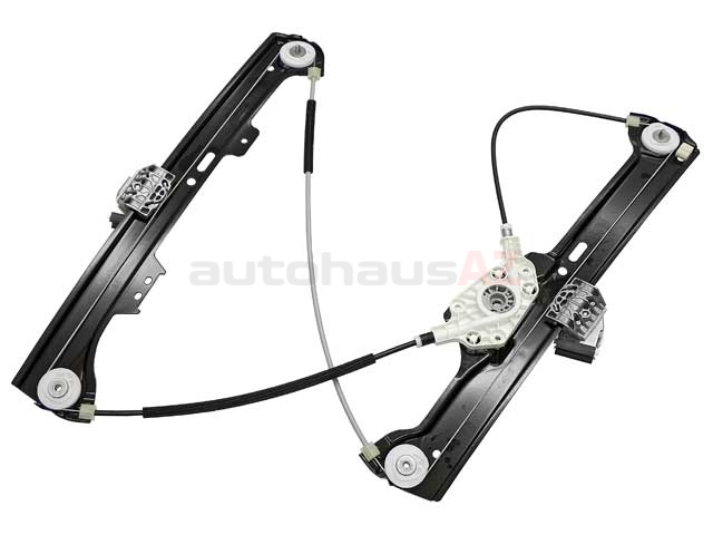 51337184383 Genuine BMW Window Regulator; Front Left