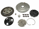 52105601 Valeo Clutch Kit