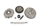 52161203 Valeo Clutch Kit