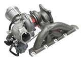 53039880106 Borg Warner Turbocharger; With Exhaust Manifold