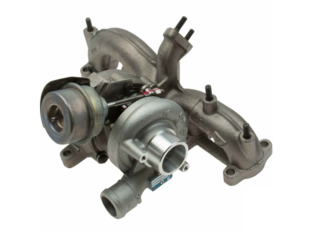 54399880017 Borg Warner Turbocharger; New