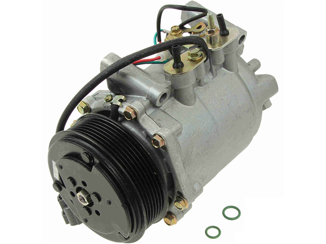 58886 Four Seasons New AC Compressor