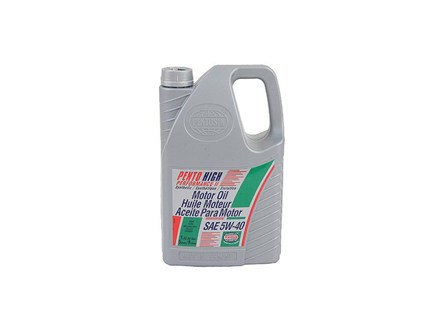 5W40HP25L Pentosin Engine Oil; 5W-40; Full Synthetic; 5 Liter