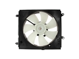600870 TYC Engine Cooling Fan Assembly