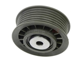 6012001070URO URO Parts Drive Belt Idler Pulley; Grooved Type at Fan Bearing Bracket