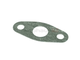 6031870580 VictorReinz Turbocharger Gasket; Turbo Drain Pipe