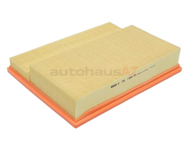 6040940004 Mann Air Filter; Stepped Element
