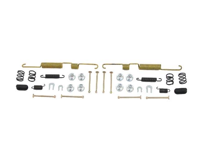 Drum Brake Hardware Kit Rear Carlson 17253