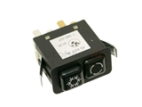 61311380557 Genuine BMW A/C System Switch; Two Button - Snowflake and Recirculate