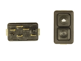 61311381205A MTC Power Window Switch; Illuminated