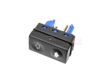 61311393361 URO Parts Power Window Switch; Rear with Blue Terminal Housing