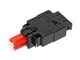 61318360417 O.E.M. Brake Light Switch; With 4 Pin Connector
