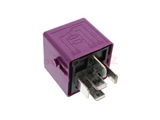61361388911 Genuine BMW Multi Purpose Relay; 5-Prong; Violet