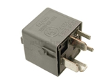 61361393403 Genuine BMW ABS Relay; 5-Prong, Grey