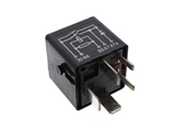 61368366646 Genuine BMW ABS Relay; Orange, 5 Prong