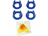 61430104PU Professional Parts Sweden Subframe Bushing Kit