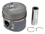 6160306417 Kolbenschmidt Piston; Standard 90.90mm; With Rings