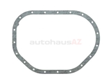 6170140180 VictorReinz Oil Pan Gasket; Lower Oil Sump Pan