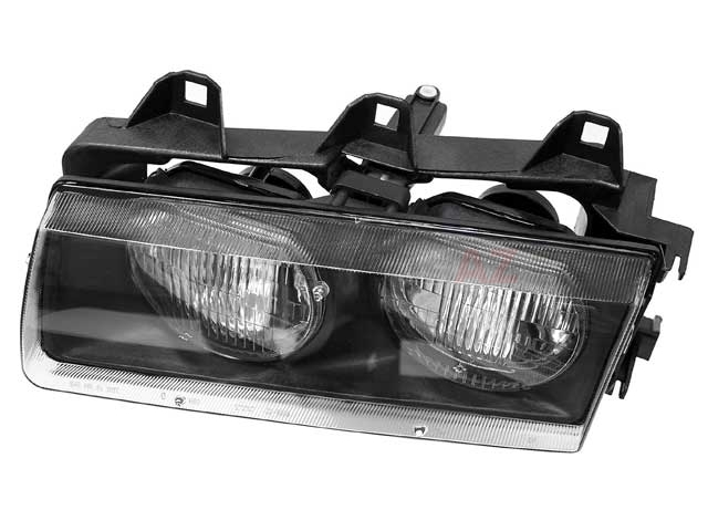 63121468865 TYC Headlight; Left Assembly