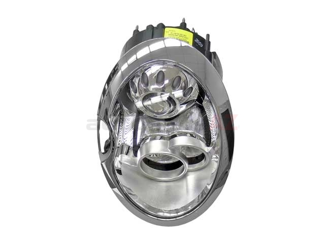 63126961355 Automotive Lighting Headlight; Left Assembly; Xenon