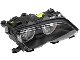 63127165780 Automotive Lighting Headlight; Right Bi-Xenon Assembly; Black Trim