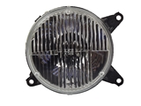 63128350135 Genuine BMW Headlight; Left Outer Low Beam; Standard