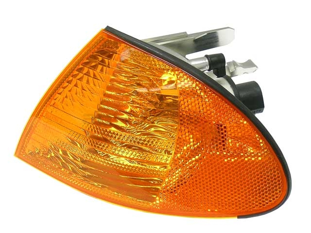 63136902765 Automotive Lighting Turn Signal Light Assembly; Front Left Amber Lens Assembly