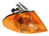 63136902766 Automotive Lighting Turn Signal Light Assembly; Front Right Amber Lens Assembly