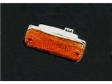 63141370267 Genuine BMW Side Marker Light; Front; Amber