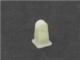 63171367868 O.E.M. Nut; ST 4.8mm; Push-In Plastic Expanding Nut; Multiple Uses