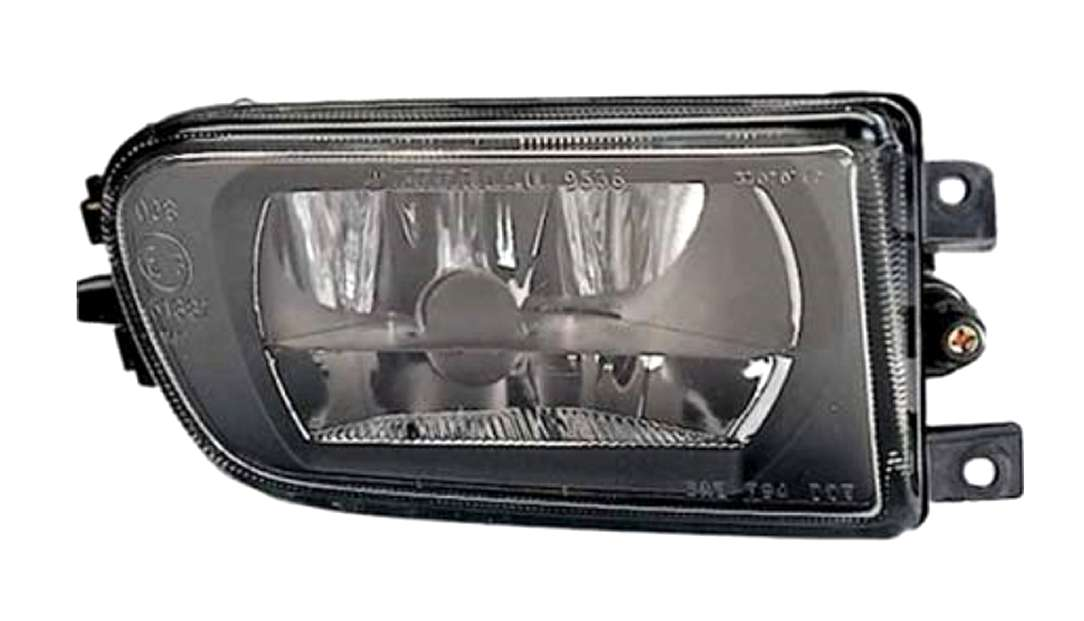 63178360575 Magneti Marelli Fog Light Assembly; Left Assembly; Clear Early Version