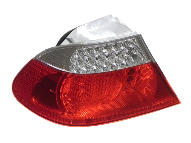 63216920699 ULO Tail Light; Left Outer LED Type with White Turn Signal
