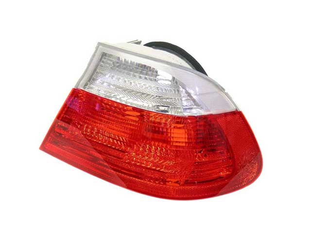 63218383826 ULO Tail Light; Right Assembly with White Turn Signal
