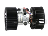 64118372493 Valeo Blower Motor; Assembly with Cages