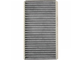 64316935823 Hengst Cabin Air Filter; Activated Charcoal Version
