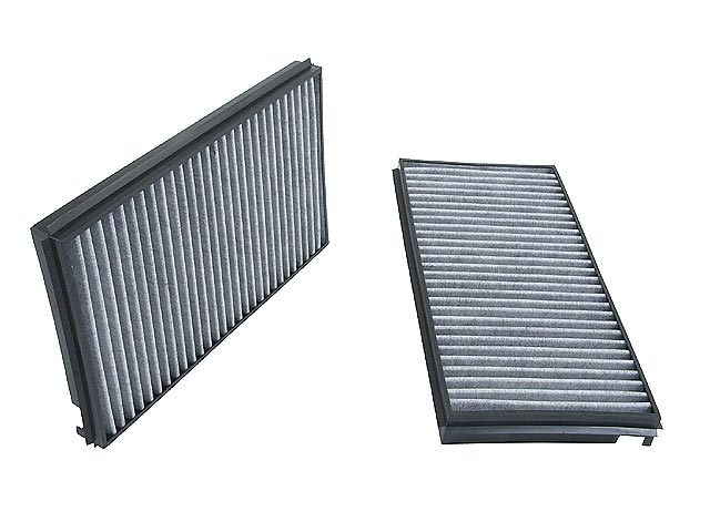 64316935823MY Meyle Cabin Air Filter; Activated Charcoal Version; SET of 2