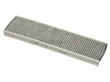 64319127516 Mann Cabin Air Filter; With Activated Charcoal