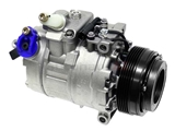 64528385919X Denso AC Compressor; With Clutch; New