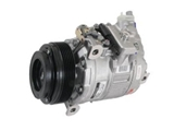 64529195721 Denso AC Compressor; New; w/ Clutch
