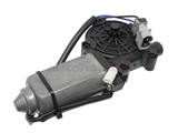 67628359374 Genuine BMW Power Window Motor; Front Left or Rear Right