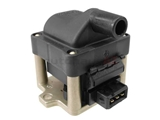 6N0905104 Beru Ignition Coil; With Control Unit; 3 Pin Connection