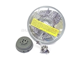 70476 Hella Headlight Conversion Kit; H4 Headlight Conversion Kit; 7 Inch Round Sealed Beam Headlight