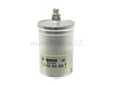 71051 Bosch Fuel Filter; With Threaded Fittings; 75mm Diameter x 110mm Length