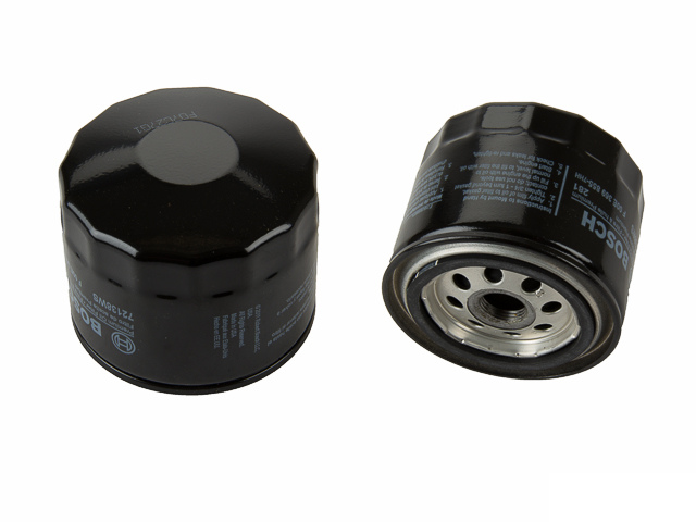 72138WS Bosch Workshop Oil Filter; Spin-On Type