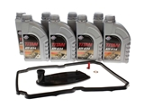 722-6KIT2 AAZ Preferred Auto Trans Filter Kit; Complete Transmission Service Kit
