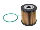 72206WS Bosch Workshop Oil Filter; Cartridge Type