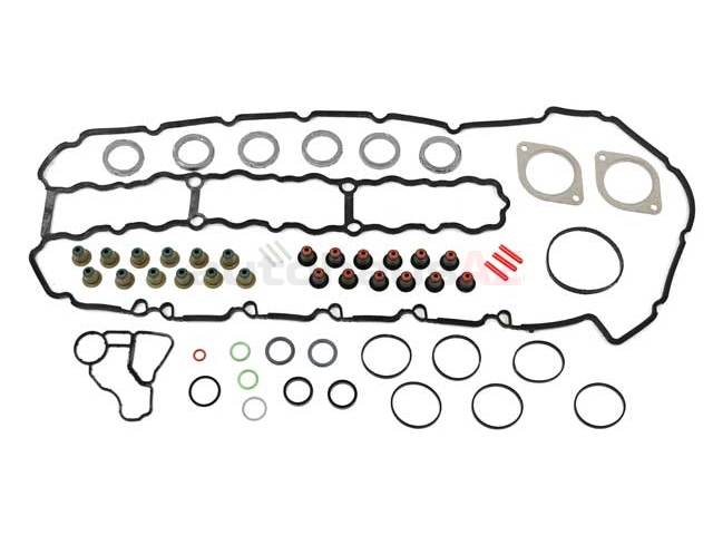 740240 ElringKlinger Cylinder Head Gasket Set; Upper Engine Set WITHOUT Head Gasket