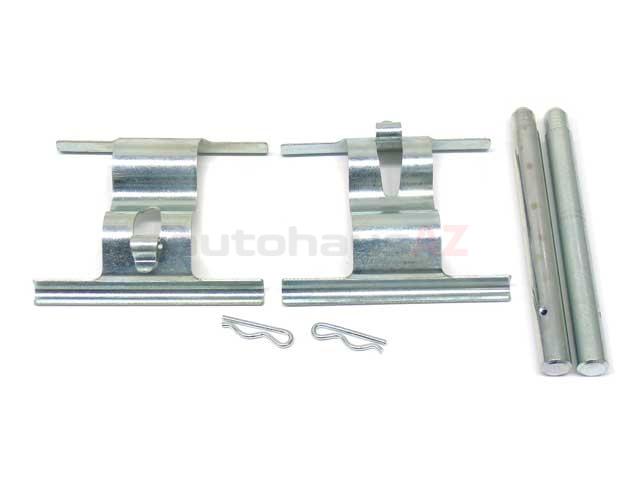 For Audi Q7 Volkswagen Touareg Rear Disc Brake Pad Set ATE w// Rear Wear Sensors