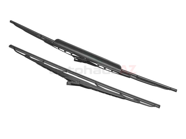 80023201S SWF-Valeo Windshield Wiper Blade Set; Left and Right; SET of 2