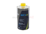 81220142156 Pentosin Brake Fluid; DOT 4 LV Low Viscosity; 1 Liter